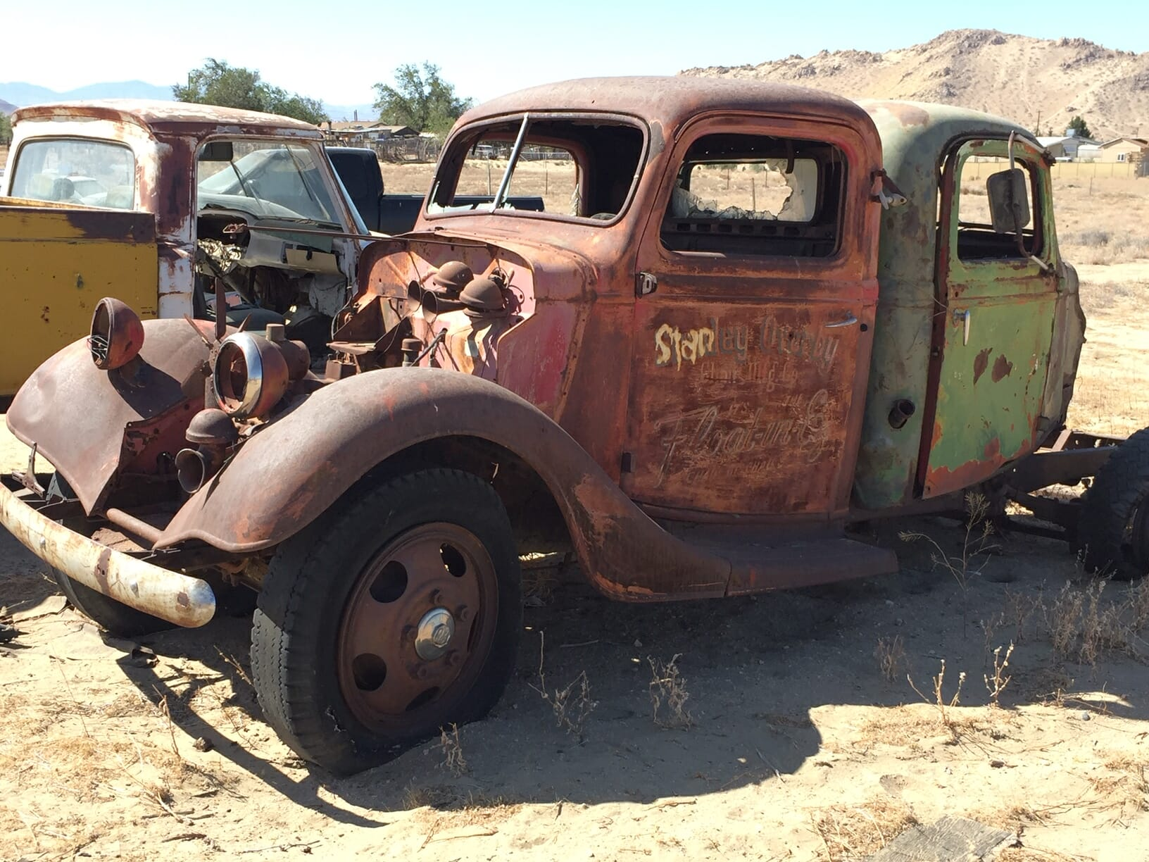 1940's Ford Truck