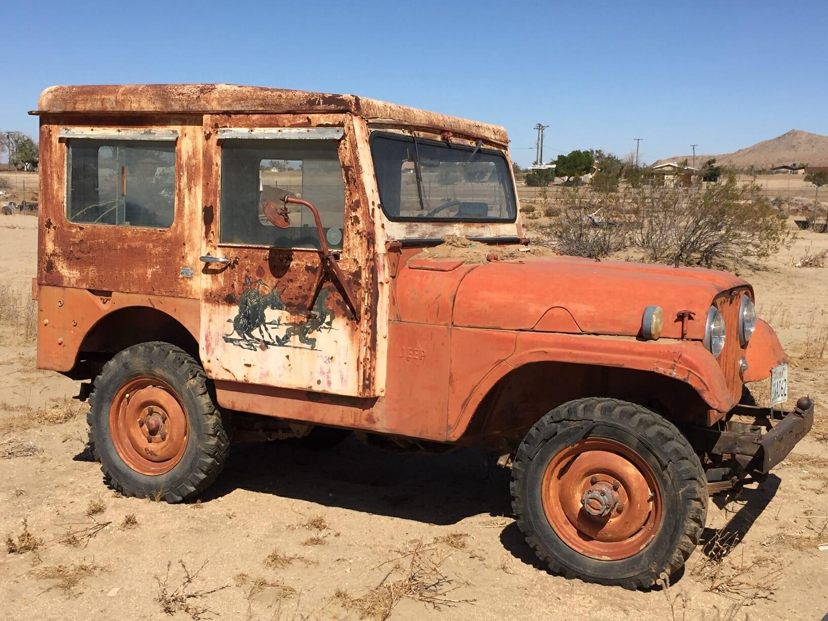 1953 Jeep CJ5