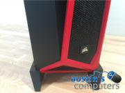Black & Red Window Custom Built Desktop Computer 3