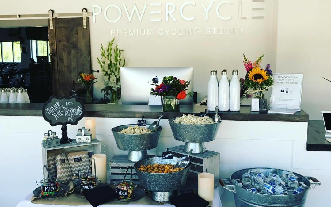 New Opening : Powercycle