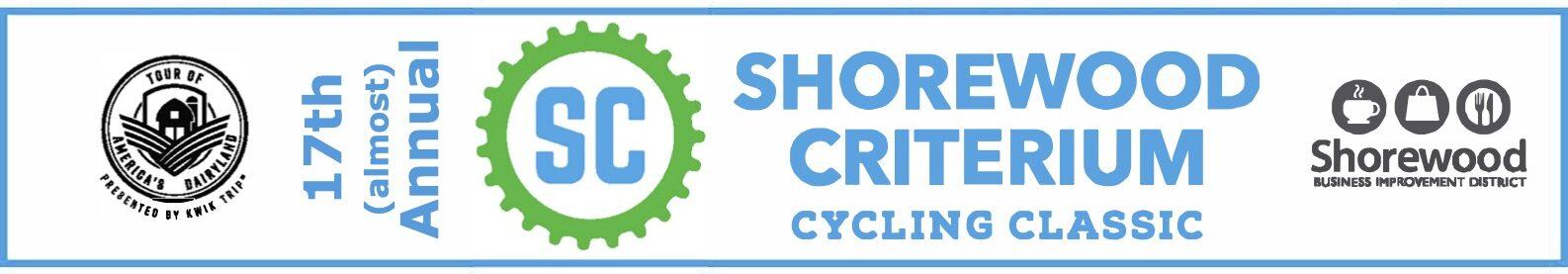 Shorewood 17th Annual Criterium