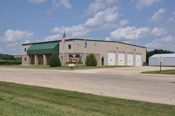 Monticello Wisconsin Fire Department