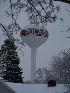 Pulaski Tower