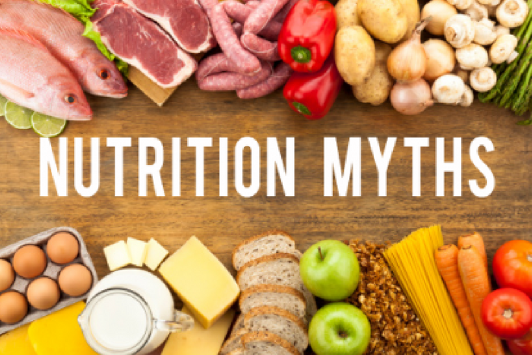 Nutrition Myths Debunked, Clean Cut Style