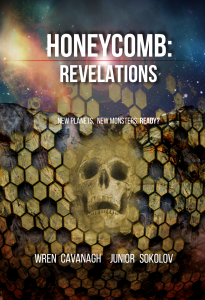 Honeycomb: Revelations. Cover