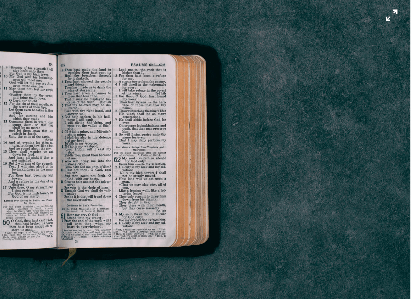 The Gospel – What Is It and What Must Be Our Response To It!