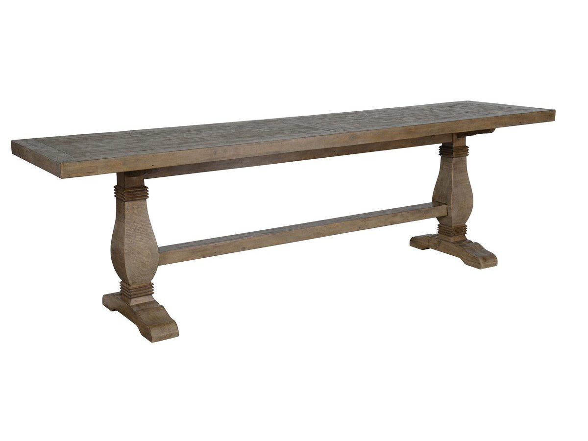 Caleb Counter 118″ Gathering Dining Table