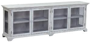 Whitewash Amis Sideboard