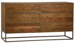 Kavik Reclaimed Wood Dresser