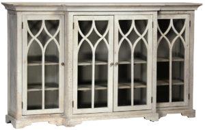 Addison Whitewashed Wood Sideboard