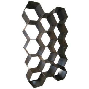 Beehive Metal Bookcase