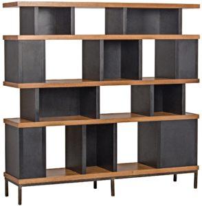 Walnut Meier Bookcase