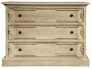 Grey Wash Adora Chest of Drawers