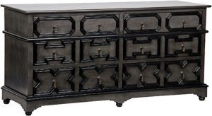 Watson 6 Drawer Dresser Pale