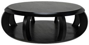 Black Mahogany Fujian Coffee Table