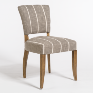 Striped Ashford Dining Chair (Set of 2)