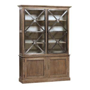 Austin Large Vitrine Cabinet
