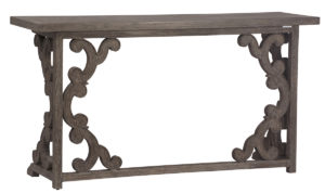 Borreze Grey Wash Console Table