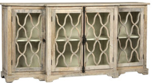Digby Sideboard Cabinet with Glass Doors