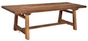 Solano Large Teak Dining Table