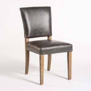 Richmond Leather Dining Chair (Set of 2)