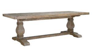 Caleb Desert 94″ Wood Dining Table