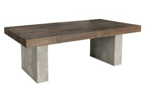 Austin Reclaimed Wood Coffee Table