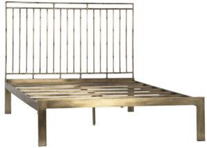 Ferguson Iron Brass Bed