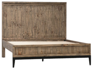 Cahill Reclaimed Wood Bed