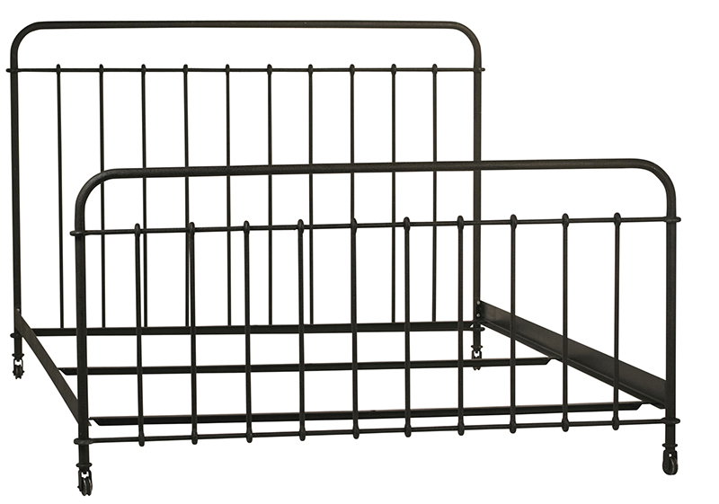 Baldwin Classic Iron Bed