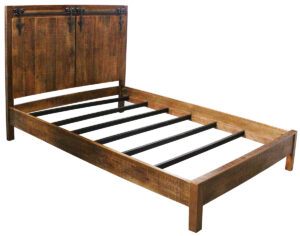 Jenning Reclaimed Wood Bed