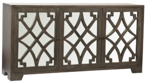 Montana Wood Mirrored Sideboard