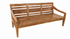 Solid Teak Bench Indoor/Outdoor
