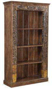 Vintage Door Frame Bookcase