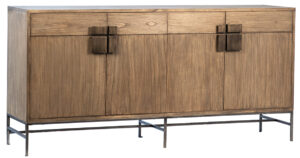 Kearney Light Brown Wood Sideboard