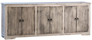 Hoyle Long Reclaimed Wood Sideboard
