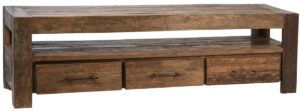 Carolyn Reclaimed Wood Low Media Console