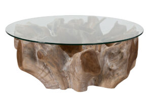 Hailey Teak Root Coffee Table