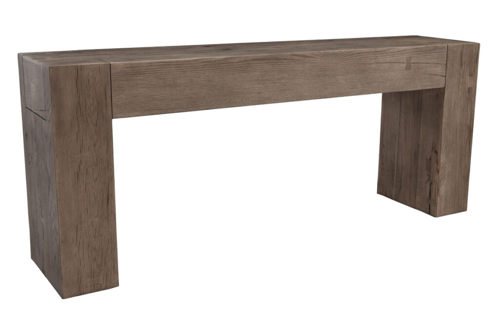 Bristol Reclaimed Wood Console Table
