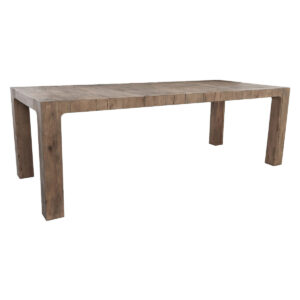 Soho Reclaimed Wood Dining Table