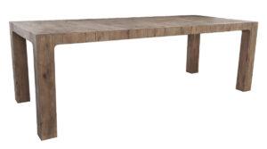 Soho Reclaimed Wood Dining Table