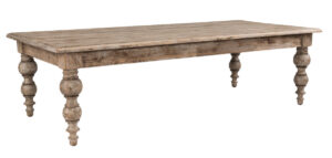 Bordeaux Reclaimed Wood Coffee Table