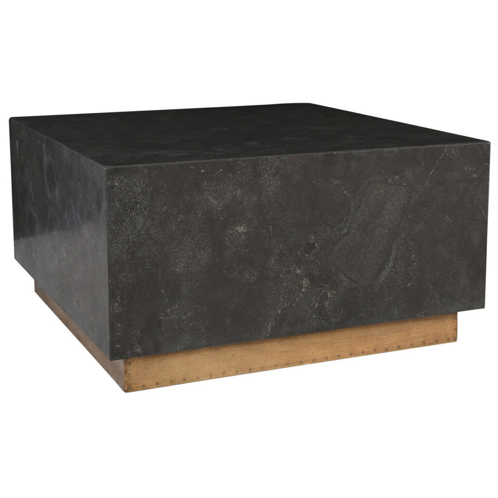 Provo Bluestone Squared Coffee Table