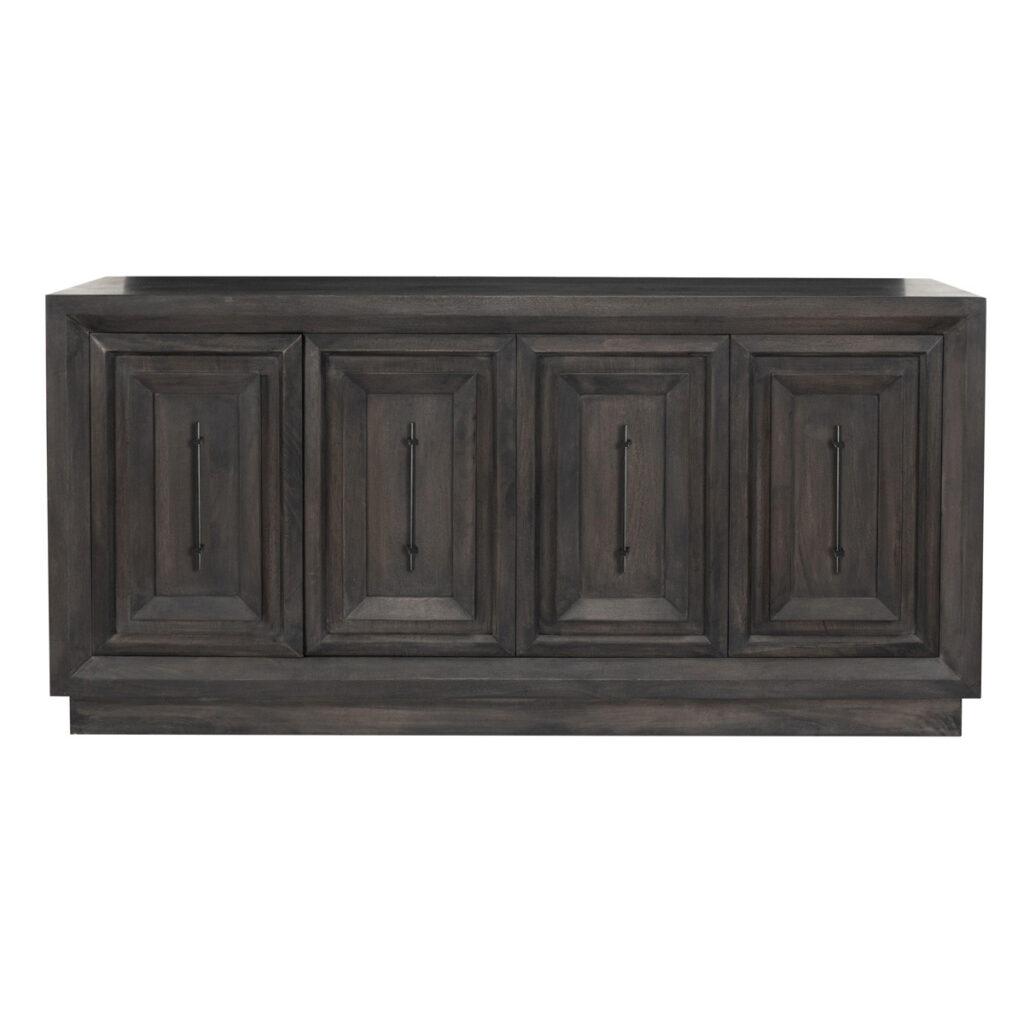 Keaton Dark Mango Wood Sideboard