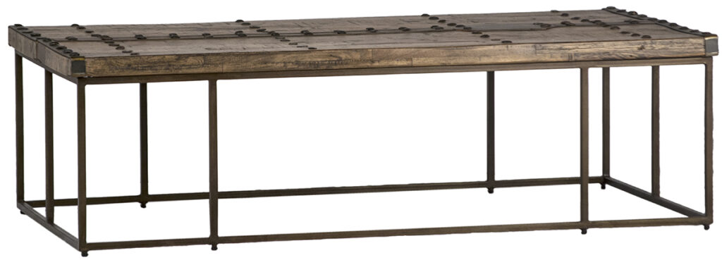 Grosetto Reclaimed Wood Coffee Table