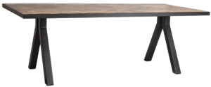 Shulini Mango Wood Dining Table
