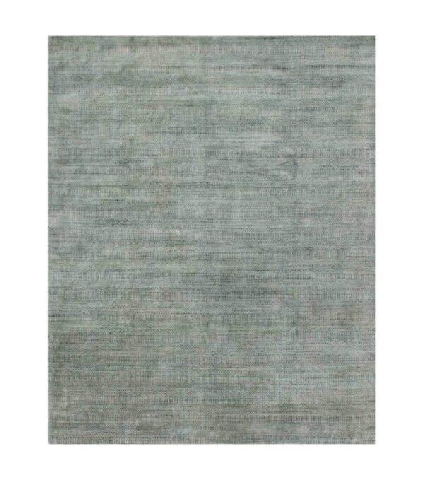 Aqua and Grey large area rug