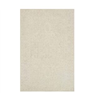 Lyle Bone Wool Area Rug