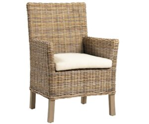 Madison Rattan Dining Chair Set of 4