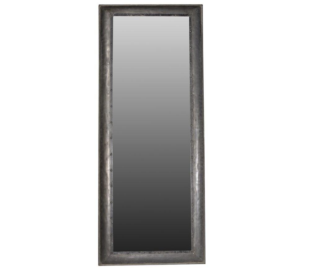 Mati Tall Iron Standing Mirror
